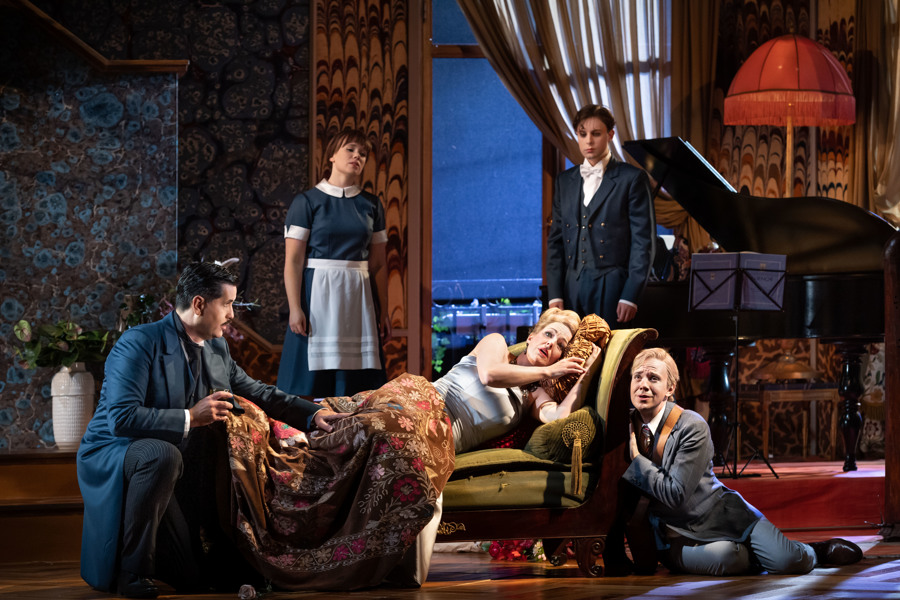 Final chance to watch Prima Donna by Rufus Wainwright