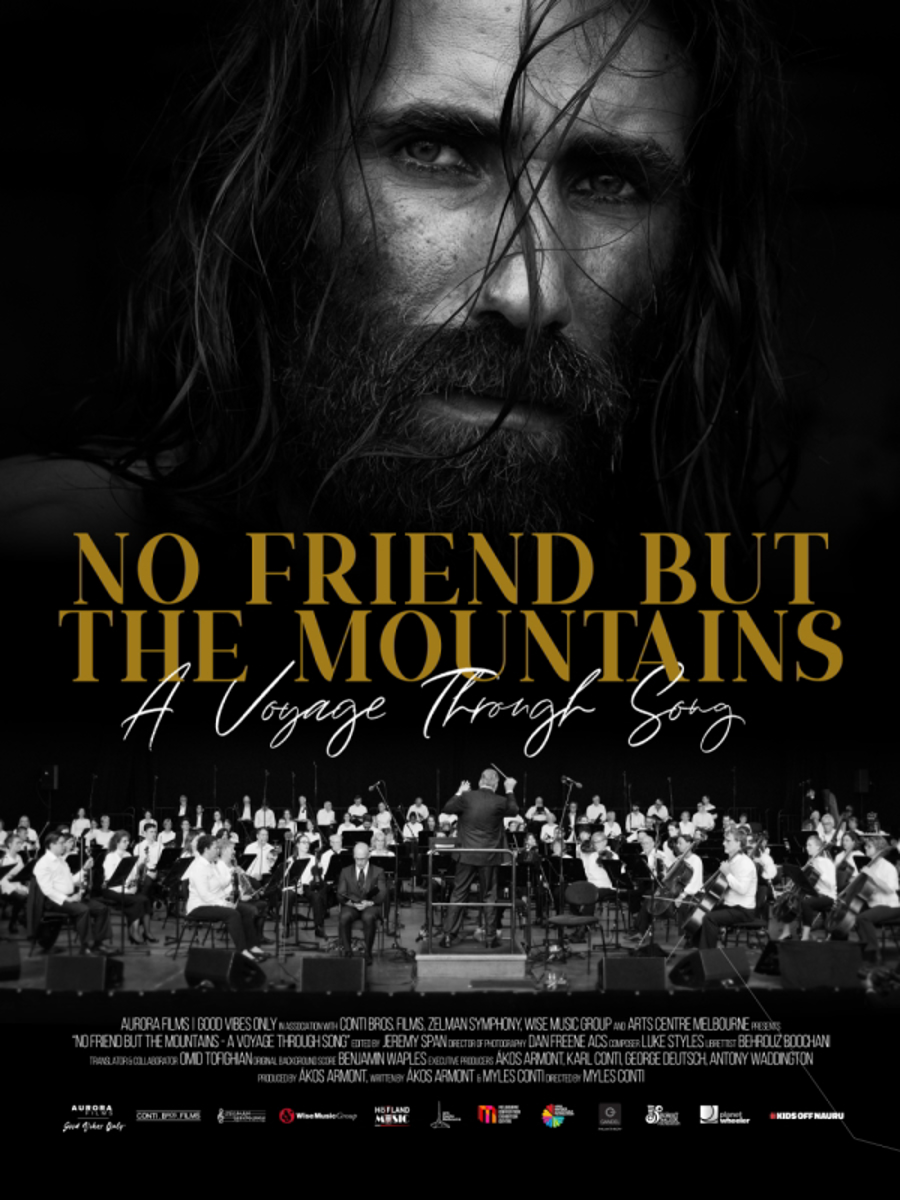 ABC TV BROADCAST: No Friend But the Mountains - A Voyage Through Song