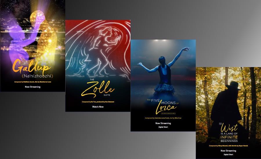 LA Opera's Digital Shorts