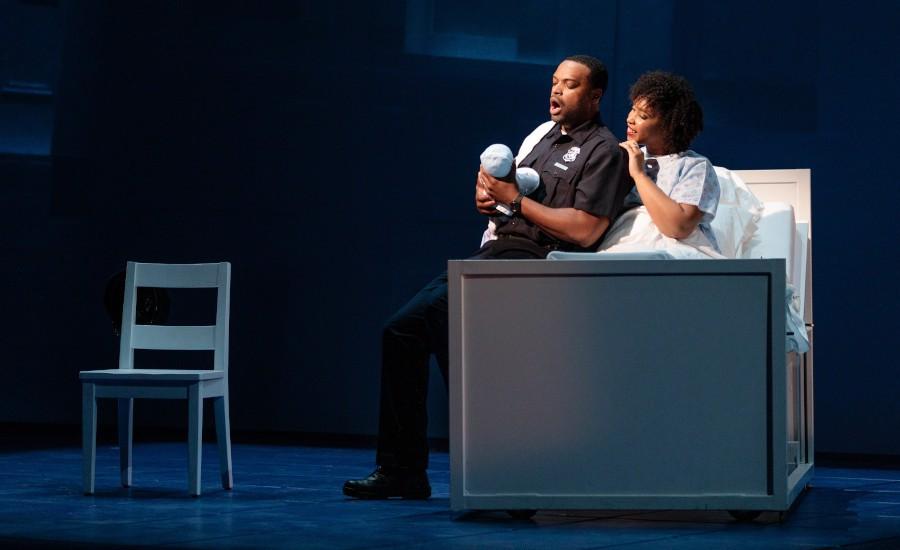 Tesori and Thompson's 'Blue' across the US this season
