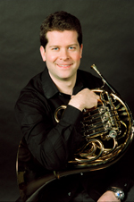 Pyatt premieres McCabe Horn Concerto