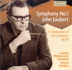 John Joubert on CD