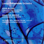 John McCabe London Philharmonic Orchestra recording released