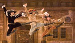 Three Musketeers Olivier Award nomination