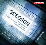 New Gregson release