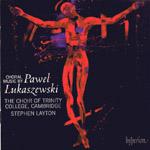 Pawel Lukaszewski: 'Radiant, accessible music'