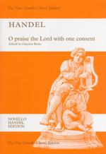 Novello Handel Edition – new publication