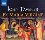 John Tavener: Ex Maria Virgine London premiere