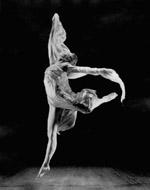 Bennett at the Ballet