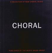 Music Sales Choral Sampler 2009