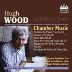 Hugh Wood Chamber Music Release
