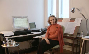 Saariaho: composer in residence at NJO