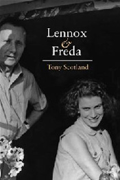 Lennox and Freda at the Cheltenham Literature Festival
