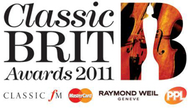 The Classic Brit Awards 2011