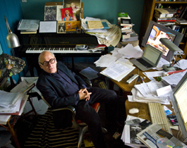 NYMAN WINS THE IVORS CLASSICAL MUSIC AWARD