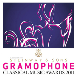 The Gramophone Awards 2011: Shortlist