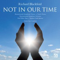 NOT IN OUR TIME on CD out now