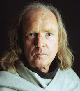John Tavener in Fribourg for International Festival