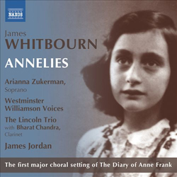 James Whitbourn's Annelies