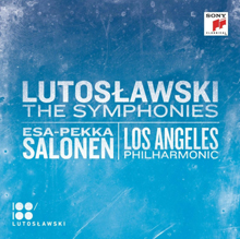 Salonen conducts Lutosławski