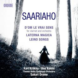 Saariaho wins BBC Music Magazine Award