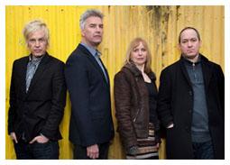 Smith Quartet to perform Nyman's String Quartets