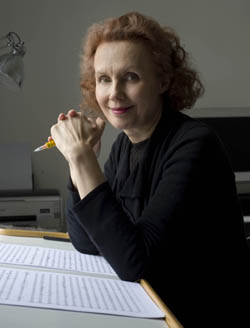 German Premiere of La Passion de Simone by Kaija Saariaho in Berlin