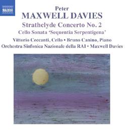 New Peter Maxwell Davies CD