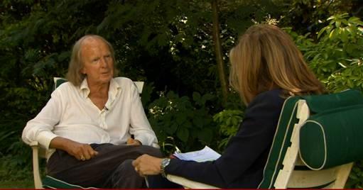 John Tavener on BBC HARDtalk
