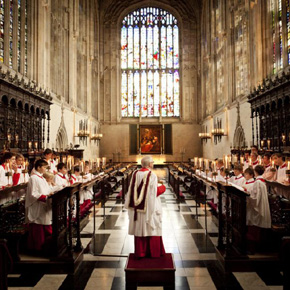 Musgrave carol for King's College, Cambridge