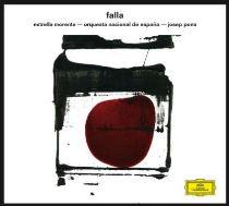 Amargós and Falla release on Deutsche Grammophon