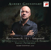 Albert Guinovart's new release on Sony Classical