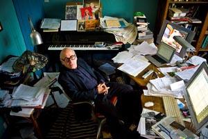 Michael Nyman celebra su 70 cumpleaños con sinfonías.