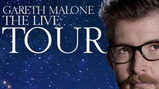 Gareth Malone UK Live Tour