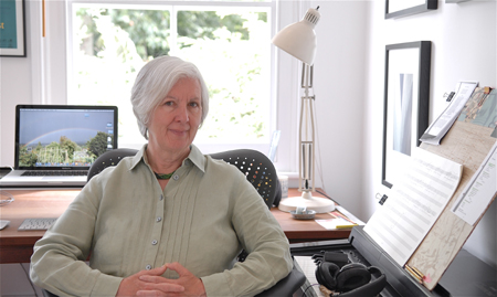 Judith Weir appointed Master of the Queen's Music