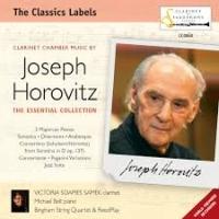 New Horovitz Recordings