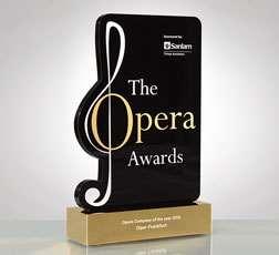 Iain Bell at The Opera Awards 2015