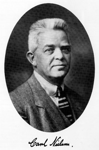 Carl Nielsen around the globe in 2015