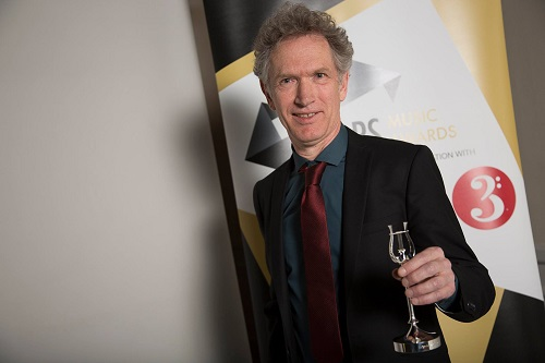 "Hans Abrahamsen receives RPS Award 2015 for ""Let me tell you"""