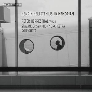 New release of works by Henrik Hellstenius
