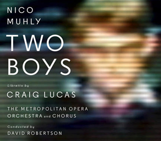 Muhly's 'Two Boys' wins ECHO Klassik 2015 award for best opera recording