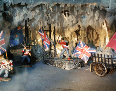David Stoll and Megg Nicol's The Drummer Boy of Waterloo premieres in Aldeburgh