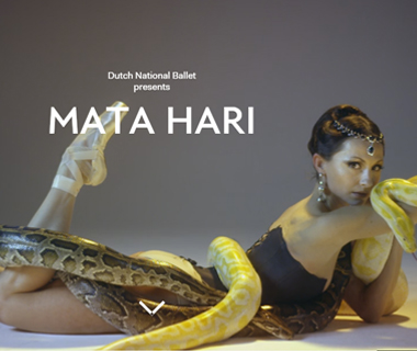 Tarik O'Regan's Mata Hari - World Premiere: February 6