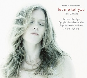 "Hans Abrahamsen ""let me tell you"" CD release"