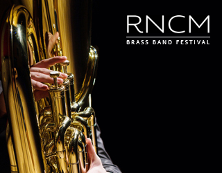 McCabe, Ball and Horovitz at the RNCM Brass Band Festival