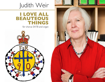Celebrate The Queen at 90 with a new piece by Judith Weir