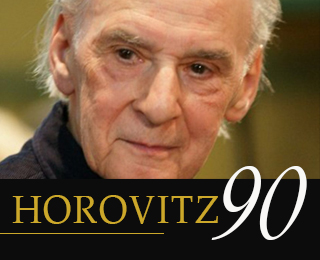 Joseph Horovitz at 90