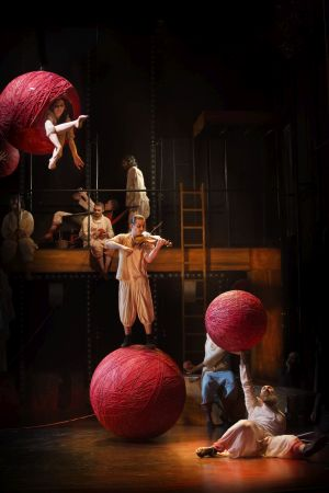 Satyagraha by Philip Glass in two new productions