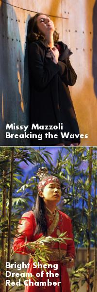 Opera Premieres: Missy Mazzoli and Bright Sheng