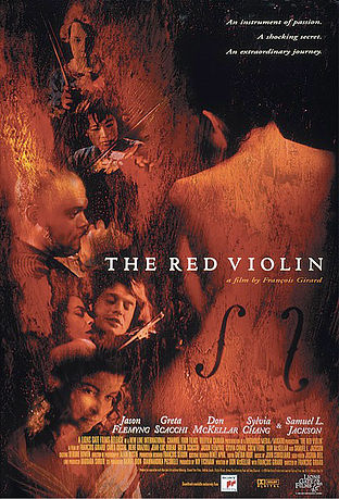 Now Available: 'The Red Violin' with Live Orchestra